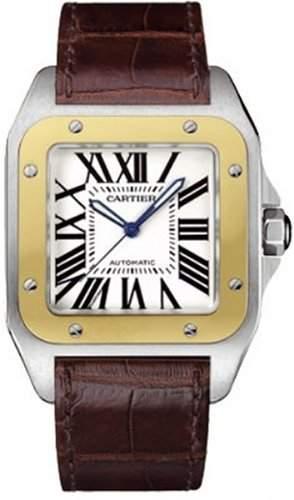 Cartier Santos 100 Kollektion W20072X7