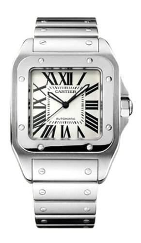Cartier Santos 100 Kollektion W200737G