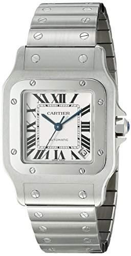 Cartier Santos Galbèe Kollektion W20098D6