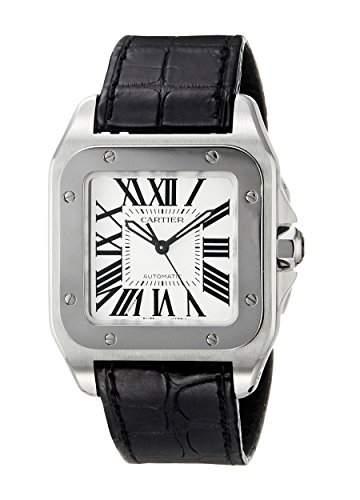 Cartier Santos 100 Kollektion W20106X8