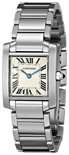 Cartier Tank Francaise Kollektion W51008Q3