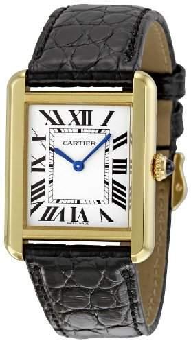 Cartier Tank Solo Kollektion W5200002