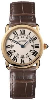 Cartier Ronde Louis Cartier Kollektion W6800151