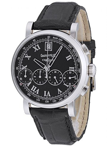 Eberhard Co Chrono 4 Bellissimo Vitre Automatic Chronograph 31043 8 CP