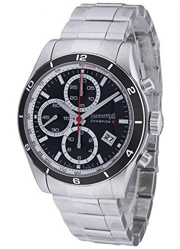 Eberhard Co Champion V Chronograph Automatik 31063 6 CA