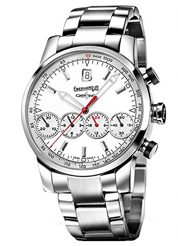 Eberhard Co Chrono 4 Grand Taille Automatic Chronograph 31052 1 CA