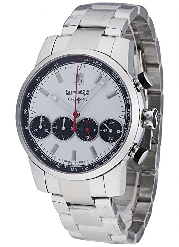 Eberhard Co Chrono 4 Grand Taille Automatik Chronograph 31052 6 CA