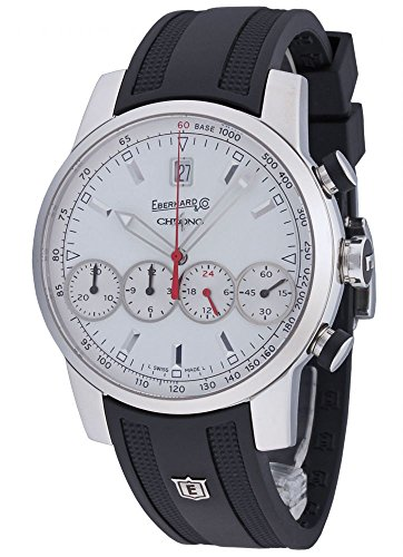 Eberhard Co Chrono 4 Grand Taille Chronograph 31052 1 CU