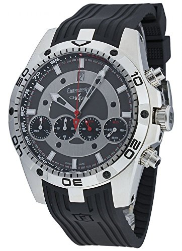 Eberhard Co Chrono4 Geant Sport Chronograph Automatik 31060 3 CU