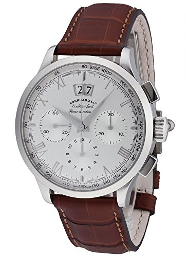 Eberhard Co Extra Fort Roue a Colonnes Grand Date Automatik 31146 1 CPD