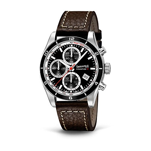Watch Eberhard Co Champion V Cronograph Automatic 31063 CP