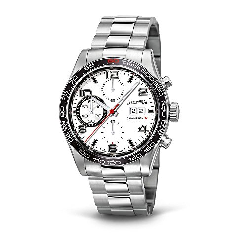 Watch Eberhard Watch CHAMPION V Grande Date Big Date 31064 CA