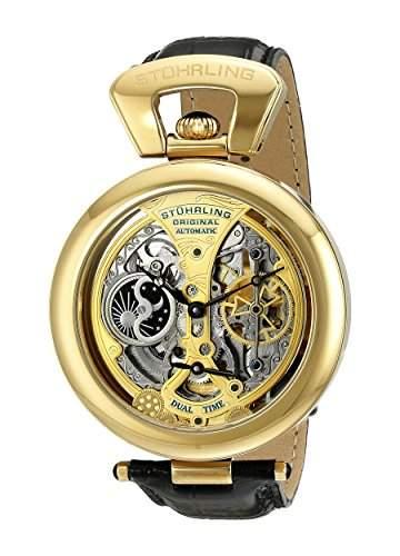 Stuhrling Original Herren-Armbanduhr 127A333531 Analog Automatik