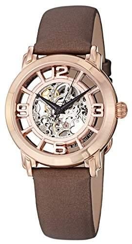 Stuhrling Original Herren-Armbanduhr 165B2334P14 Analog Automatik