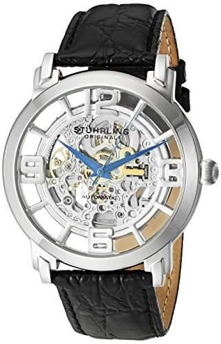 Stuhrling Original Herren-Armbanduhr analogue automatic 165B331554