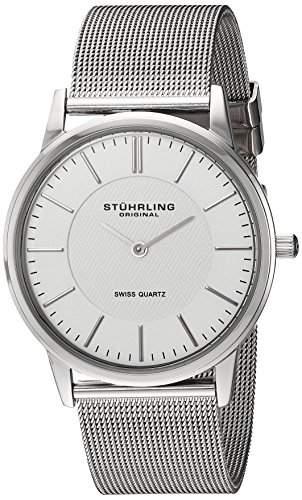 Stuhrling Original Herren-Armbanduhr 23832112 Analog Quarz