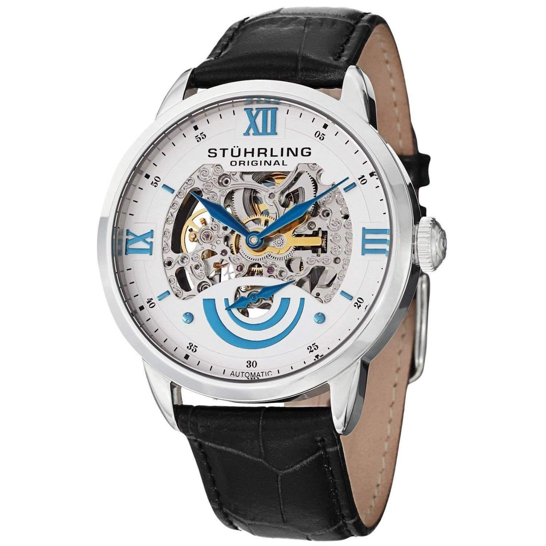 Stuhrling Original Herren-Armbanduhr Executive II Analog Automatik 57401