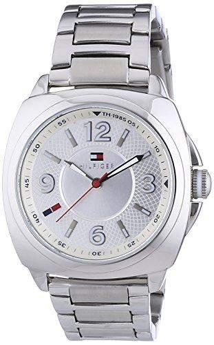 Tommy Hilfiger Damen-Armbanduhr Sport Luxery Analog Quarz Edelstahl 1781339