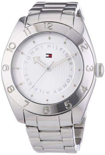 Tommy Hilfiger Damen-Armbanduhr Cool Sport Analog Quarz Edelstahl 1781356
