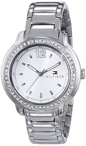 Tommy Hilfiger Watches Damen-Armbanduhr CALLIE Analog Quarz Edelstahl 1781469