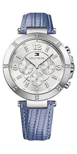 Tommy Hilfiger Damen-Armbanduhr Analog Quarz Leder 1781536
