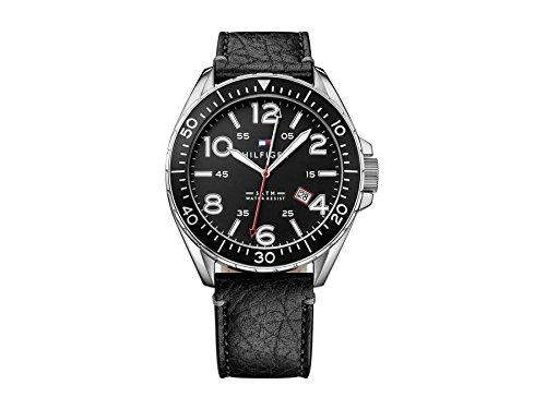 Tommy Hilfiger Uhr Herrenuhr Declan Casual Sport 1791131