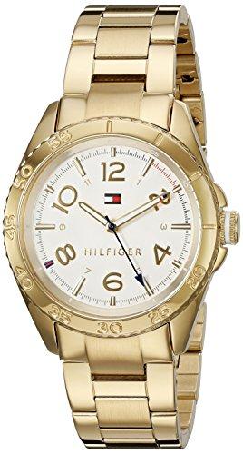 Tommy Damen Tommy Hilfiger Quarz Batterie Reloj 1781638
