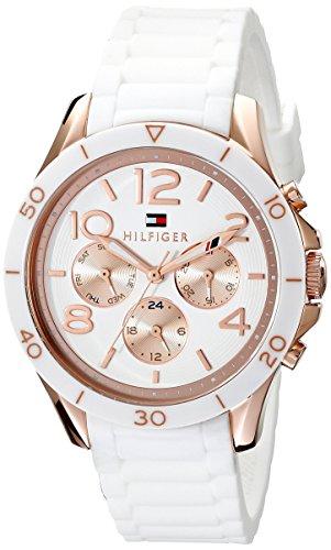 Tommy Hilfiger Damen Alex Analog Casual Quartz Reloj 1781524