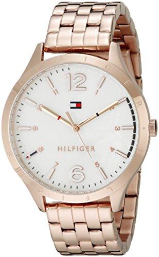 Tommy Hilfiger Damen Analog Casual Quartz Reloj 1781548