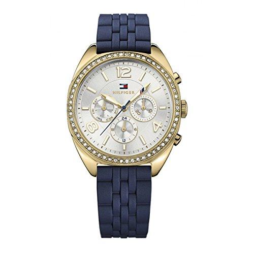 Tommy Hilfiger Damen Analog Casual Quartz Reloj 1781570