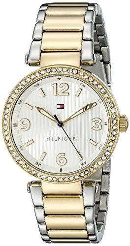 Tommy Hilfiger Damen Analog Casual Quartz Reloj 1781599