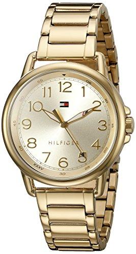 Tommy Hilfiger Damen Analog Casual Quartz Reloj 1781656