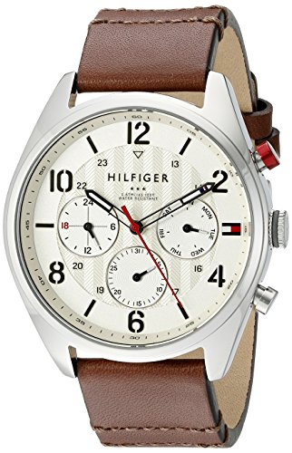 Tommy Hilfiger Netz Me Up Corbin Analog Casual Quarz Batterie Reloj 1791208