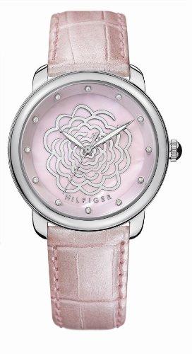 Tommy Hilfiger Damen Armbanduhr Analog Quarz Leder 1780947