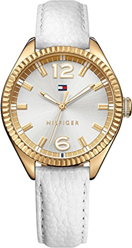 Tommy Hilfiger Analog Quarz Leder 1781517