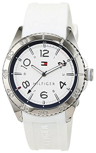Tommy Hilfiger Damen Armbanduhr Everyday Sport Analog Quarz Silikon 1781635