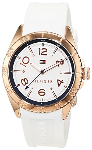 Tommy Hilfiger Everyday Sport Analog Quarz Silikon 1781636