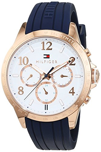 Tommy Hilfiger Sophisticated Sport Analog Quarz Silikon 1781645