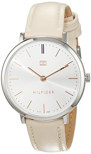 Tommy Hilfiger Sophisticated Sport Analog Quarz Leder 1781691