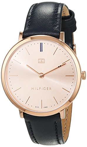 Tommy Hilfiger Sophisticated Sport Analog Quarz Leder 1781693