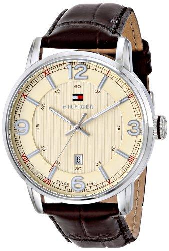Tommy Hilfiger Herren Analog Casual Quartz Reloj 1710343