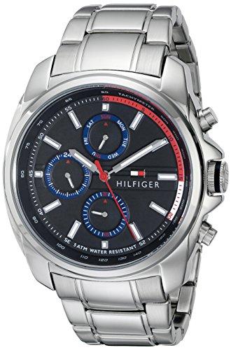 Tommy Hilfiger Herren Analog Casual Quartz Reloj 1791081