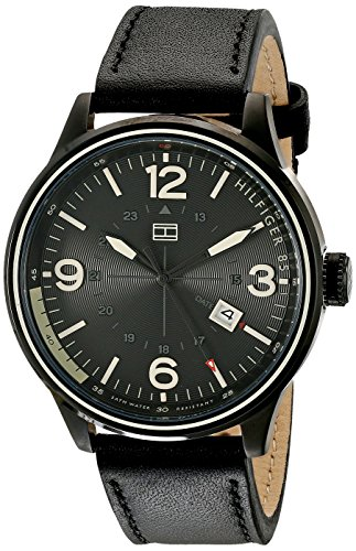 Tommy Hilfiger Herren Analog Casual Quartz Reloj 1791103