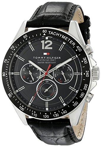 Tommy Hilfiger Herren Analog Casual Quartz Reloj 1791117