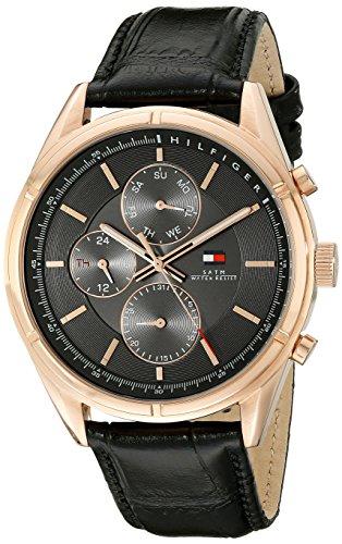 Tommy Hilfiger Herren Analog Casual Quartz Reloj 1791125