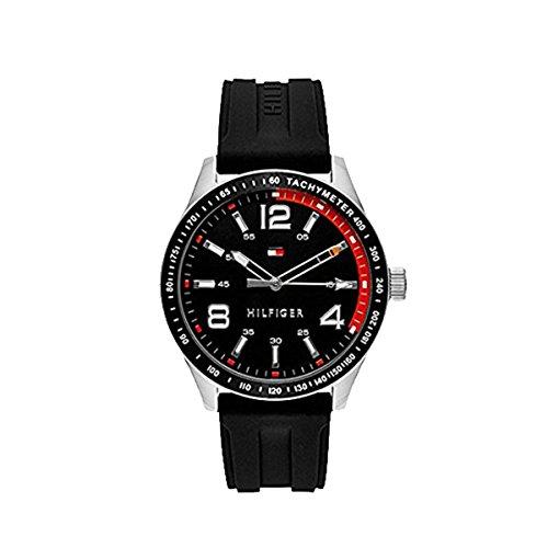 Tommy Hilfiger Herren Analog Casual Quartz Reloj 1791179
