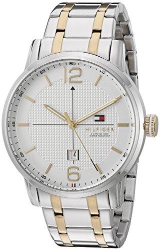 Tommy Hilfiger Herren Analog Casual Quartz Reloj 1791214