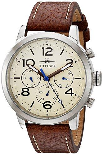 Tommy Hilfiger Herren Analog Casual Quartz Reloj 1791230