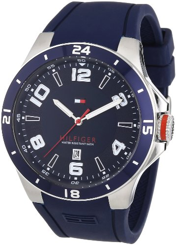 Tommy Hilfiger Cool Sport XL Analog Quarz Silikon 1790862