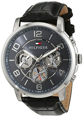 Tommy Hilfiger Sophisticated Sport Analog Quarz Leder 1791289